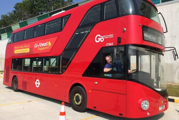 Go Ahead Bus