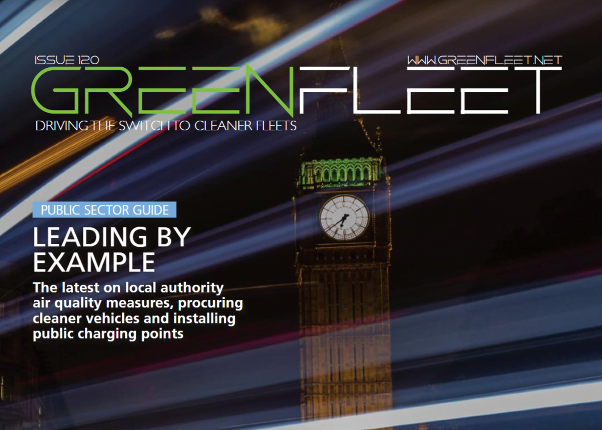 GreenFleet Magazine Edition 120