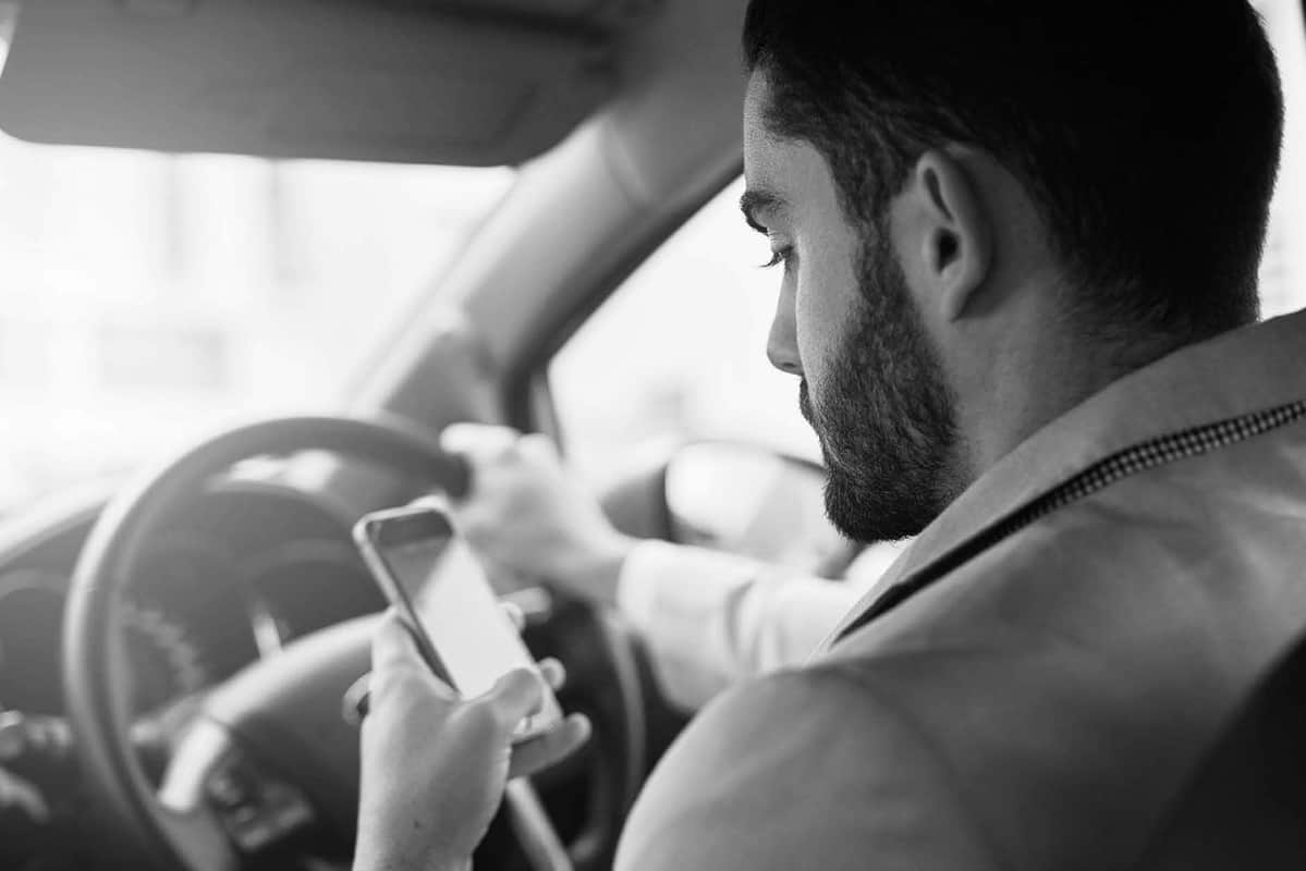 Driving While Distracted: Challenges and Solutions