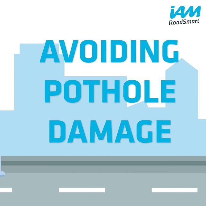 Video - Avoiding Pothole Damage