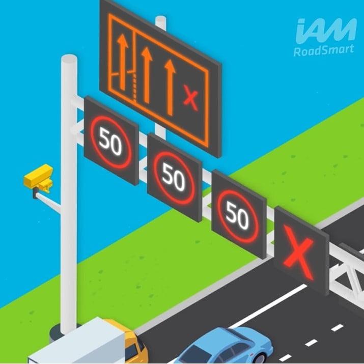 Smart Motorway Tips Video