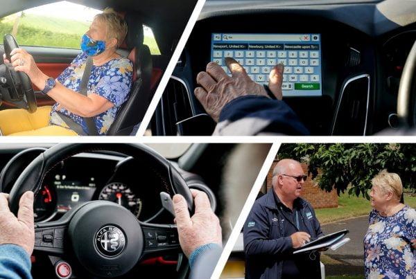 Mature Driver Review Header Image