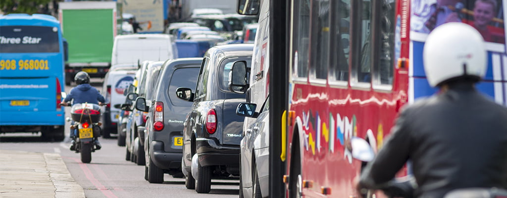 Caught in the commute – Rush hour driving tips