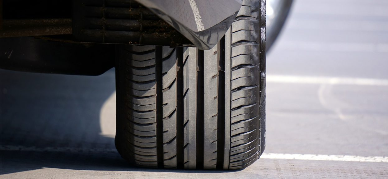 Tyre tips for fleet drivers