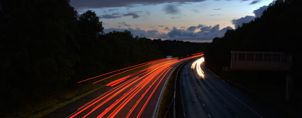 Driving at night – Free tips and posters