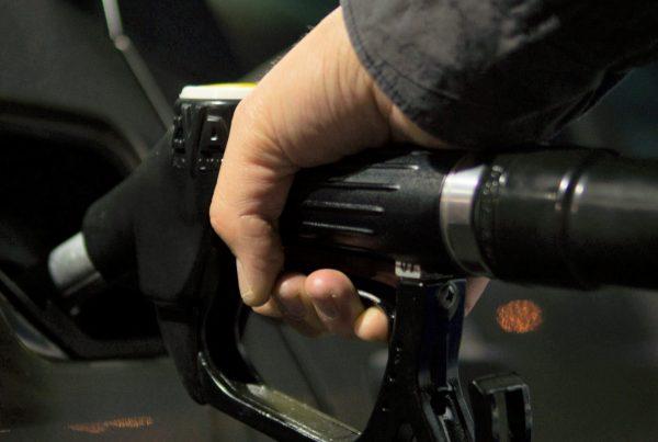 refilling fleet vehicle