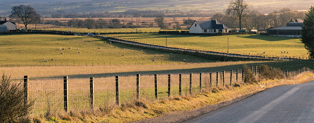 Rural driving – Free tips and posters